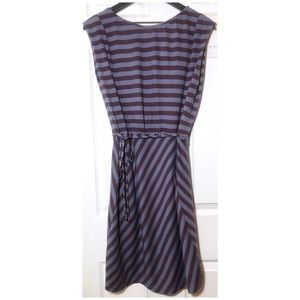 Synergy Organic Clothing Striped Tank Dress